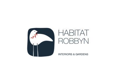 Habitat Robbyn Logo Design