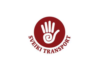 Sveiki Transport Logo Design