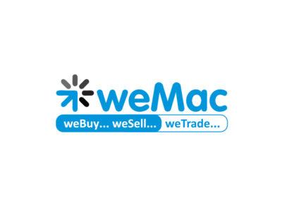 weMac Logo Design